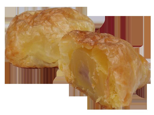 焼きたてマロンパイ