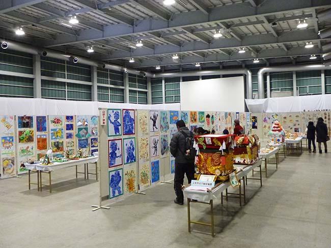 三木市立学校園造形作品展